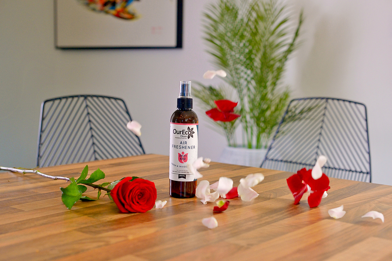 Air Freshener - Zesty Rose